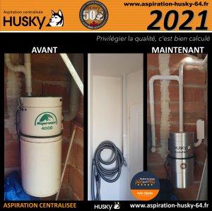 aspiration-centralisee-husky-clermont-40180-landes-nouvelle-aquitaine